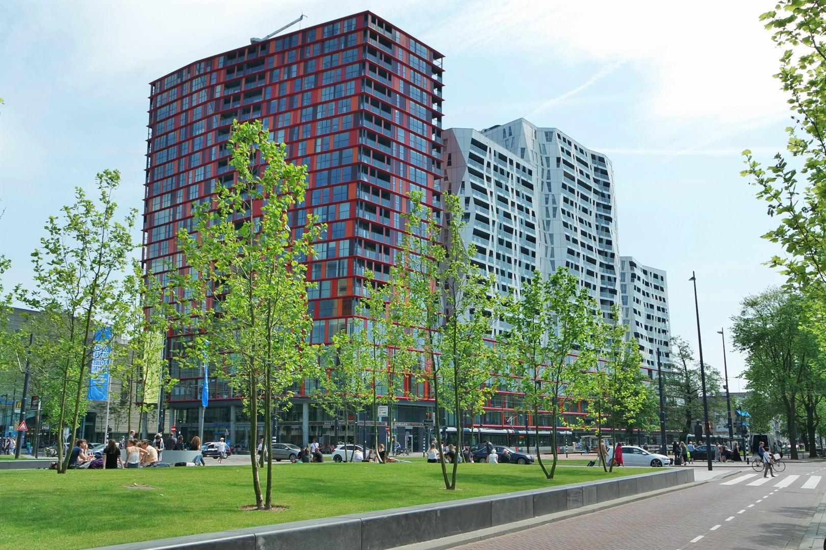 Kruisplein Rotterdam City Center Zuid Holland Rentals